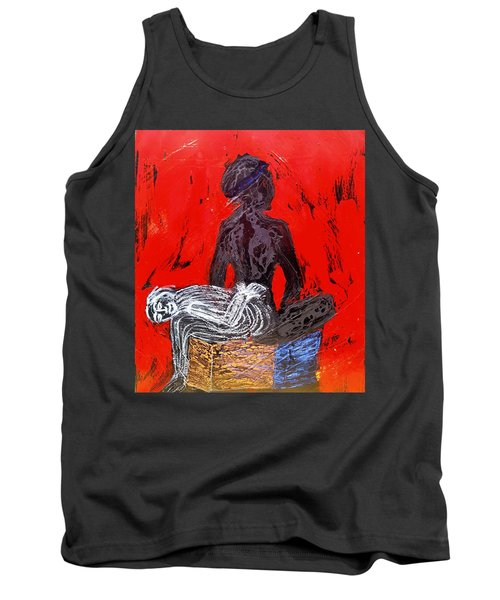 The Blood Hot Fantasy Tank Top
