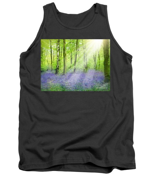 The Bluebell Woods Tank Top