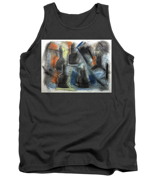The Bottle Attacks Tank Top