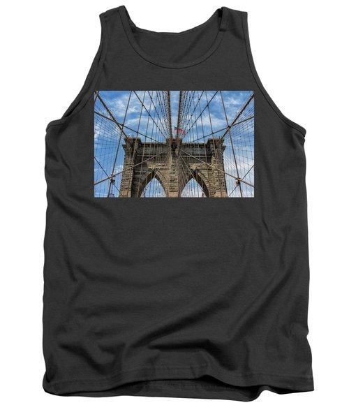 The Brooklyn Bridge Tank Top