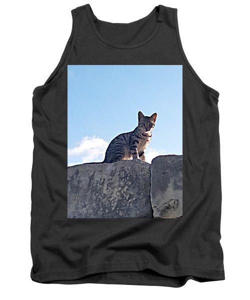 The Cat Tank Top