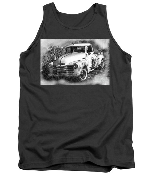 The Chevy Truck Tank Top