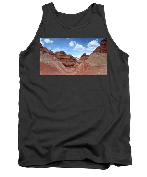 The Classic Wave Tank Top