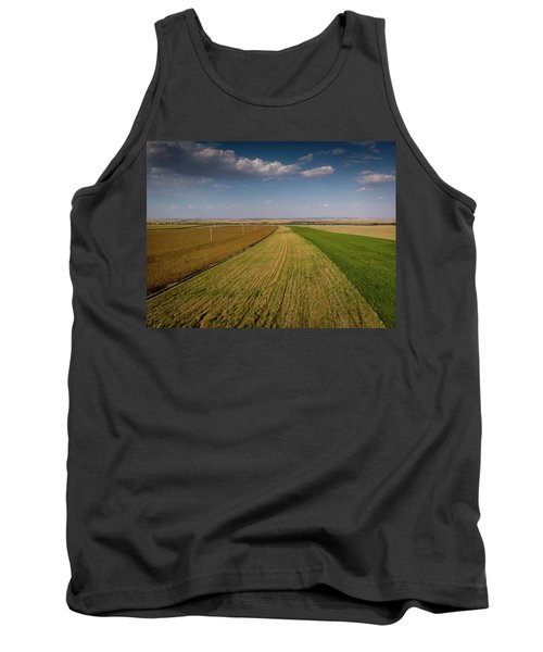 The Colored Fields Tank Top