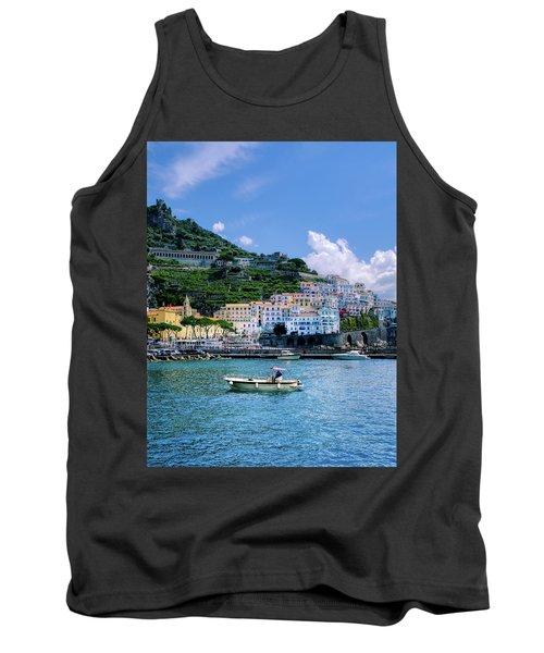 The Colorful Amalfi Coast  Tank Top