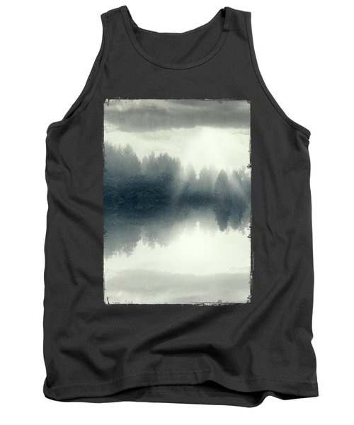 The Floating Forest Tank Top