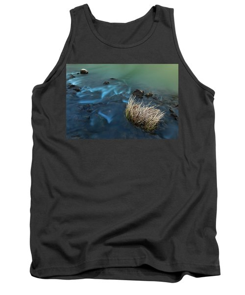 The Flow Of Time Tank Top