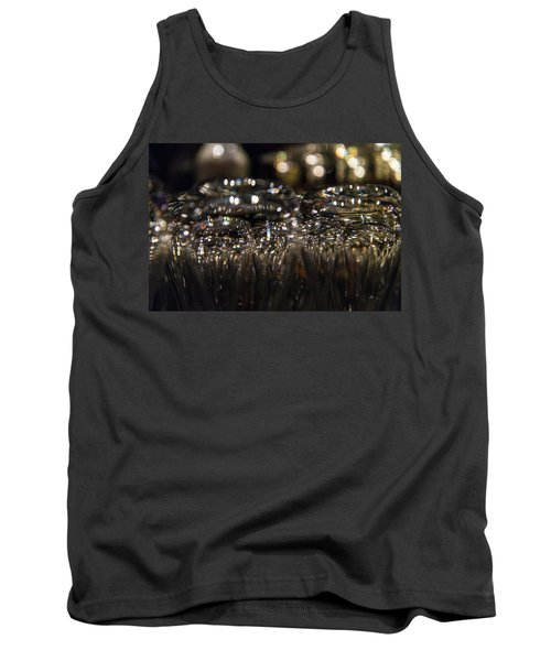 Tank Top featuring the photograph The Gleam In Her Eye by Alex Lapidus