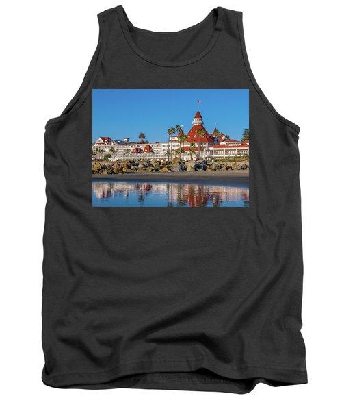 The Hotel Del Coronado San Diego Tank Top