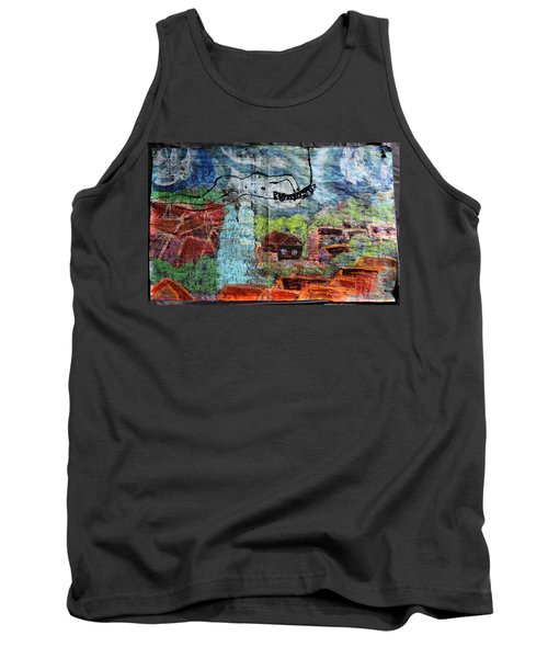 The Hues Brightened Life Seems Good Tank Top