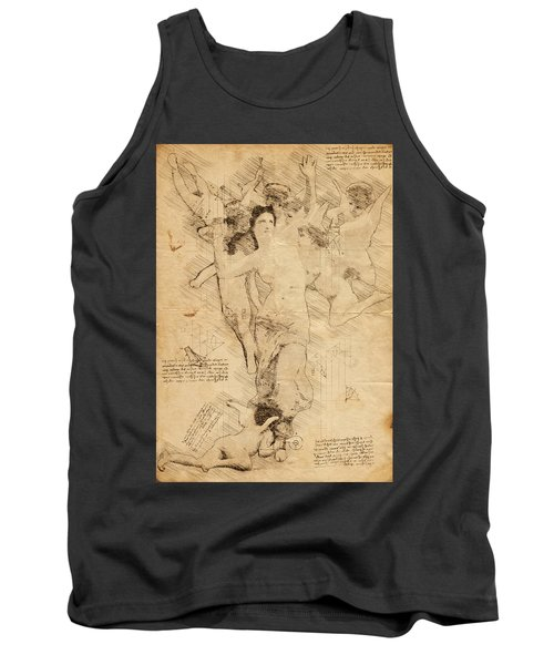 The Invasion Tank Top