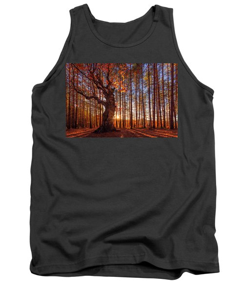 The King Of The Trees Tank Top