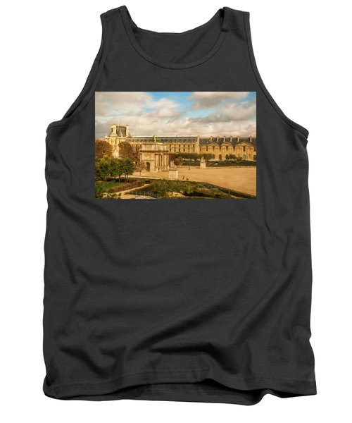 The Louvre Tank Top