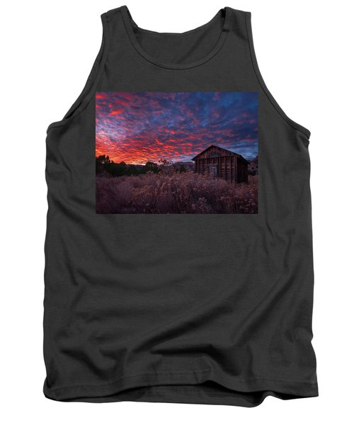 Tank Top featuring the photograph The Perfect Sunset by Edgars Erglis