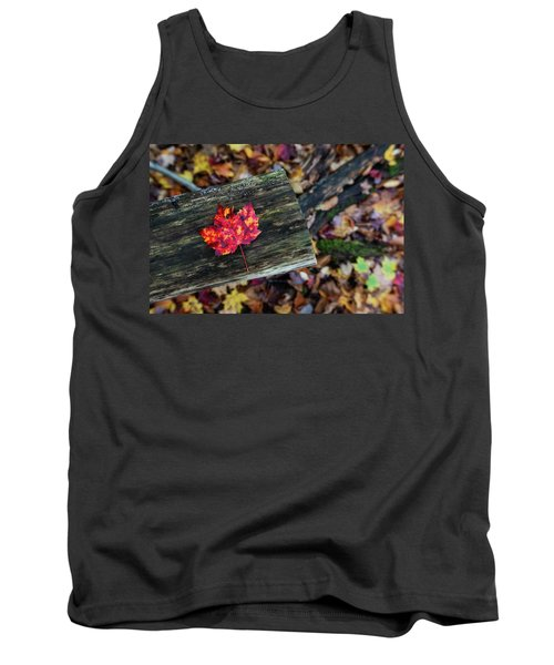The Reason They Call It Fall Tank Top