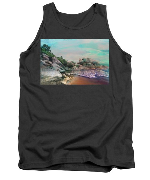 The Rising Tide Montage Tank Top