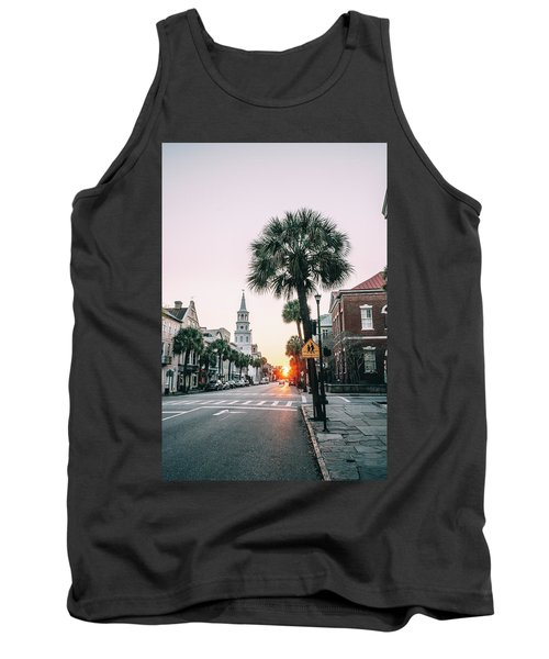 The Road Is Broad Tank Top
