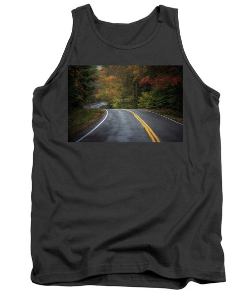 The Road To Friends Lake Tank Top
