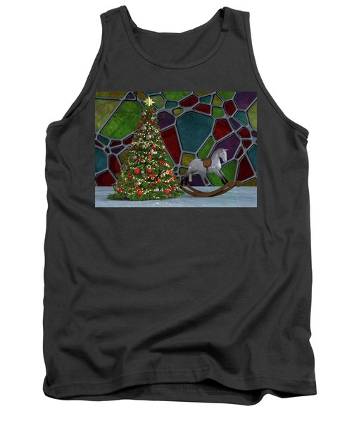 The Rocking Horse Tank Top