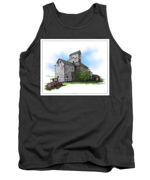 The Ross Elevator Summer Tank Top