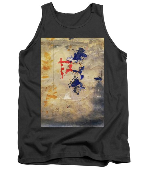 The Shadows Of Love Tank Top