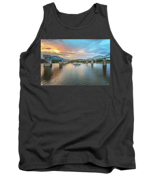 The Southern Belle Between The Bridges  Tank Top