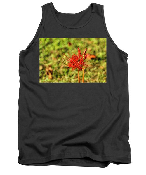 The Spider Lily Tank Top