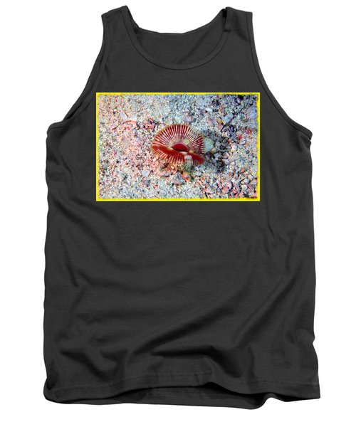 The Split-crown And The Rubble Tank Top