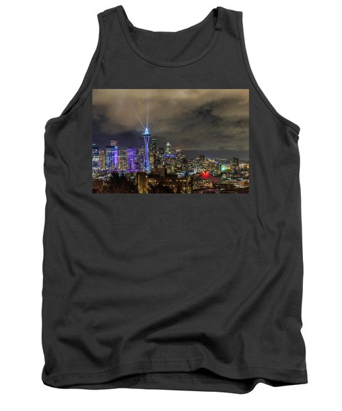 The Star Of Seattle Tank Top