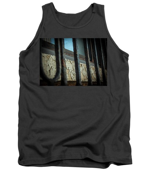The Texture Of Time Tank Top