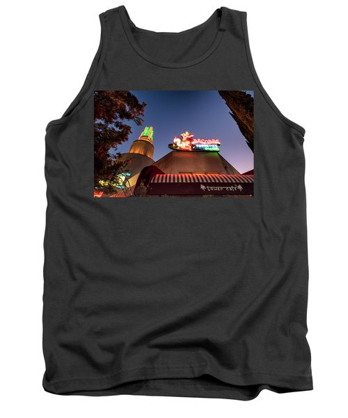 The Tower- Tank Top