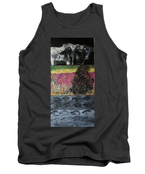 The Trickle Down Effect Tank Top
