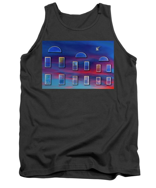 The Wormhole Tank Top