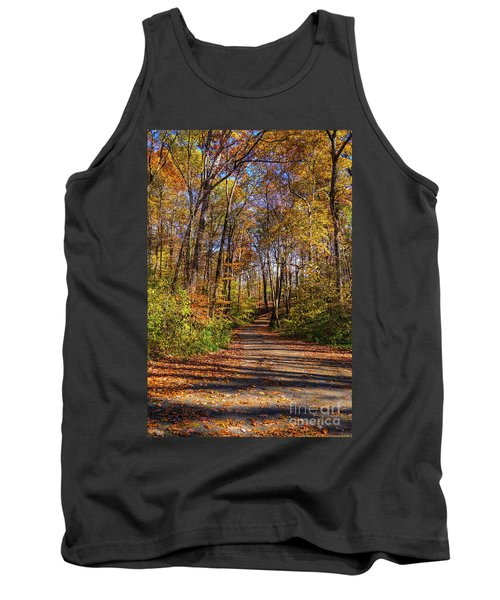 The Yellow Road Tank Top