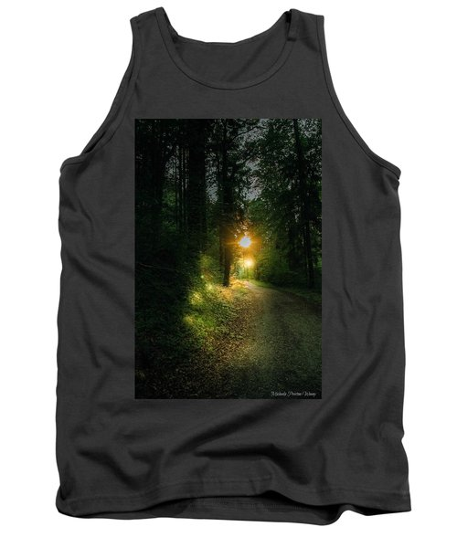 There Is Always A Light Tank Top