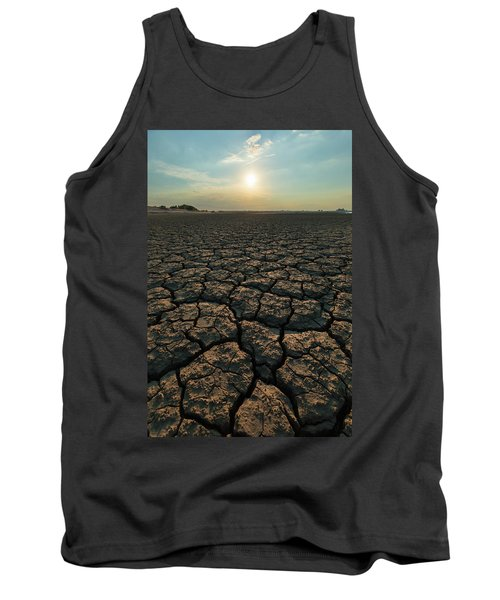 Thirsty Ground Tank Top