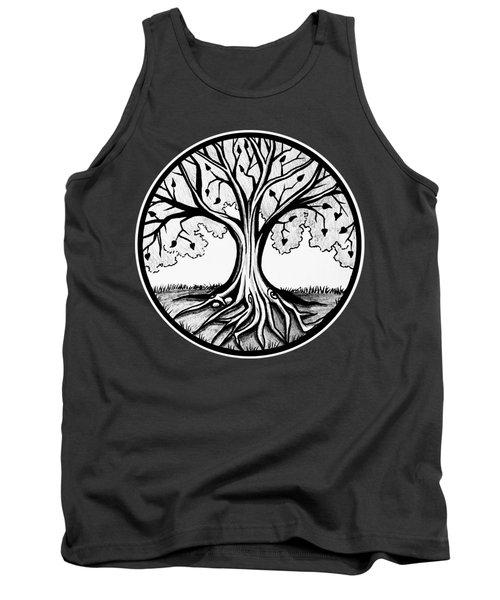 Thrive Tree Of Life Tank Top
