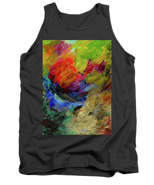 Time Changes Tank Top