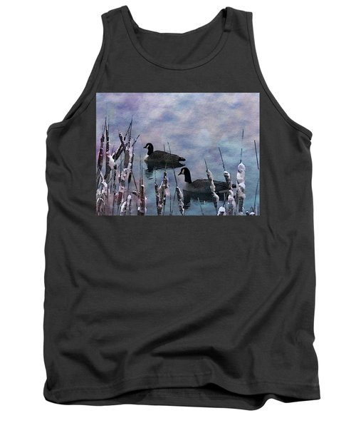 Time To Go South Tank Top