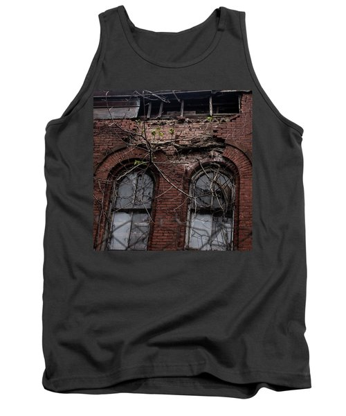 Time's Cathedral Tank Top