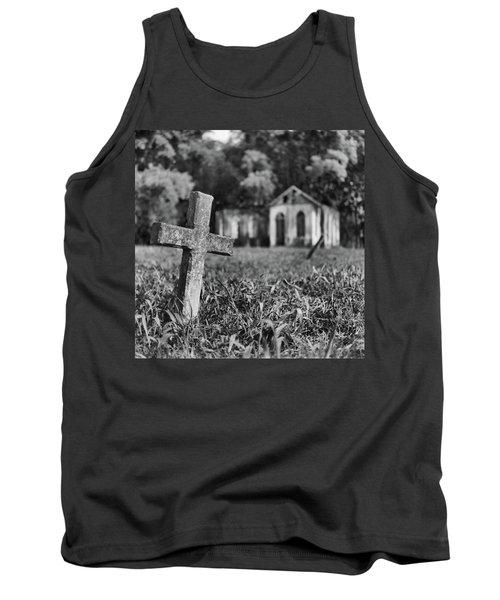Tombstone, St. Chad's, Trinidad Tank Top