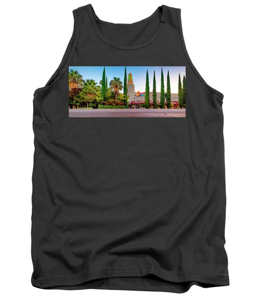 Tower Cafe Dusk- Tank Top