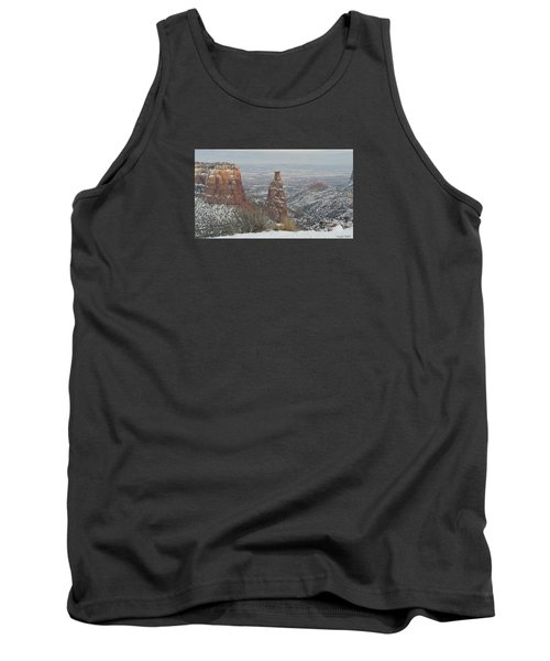 Tower Rock Tank Top
