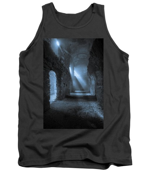 Traces Of The Past Tank Top