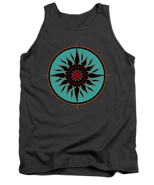 Tribal Sun Tank Top