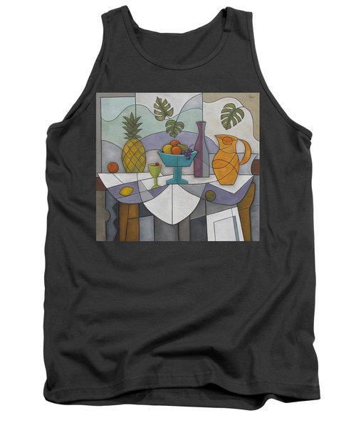 Tropical Delights Tank Top