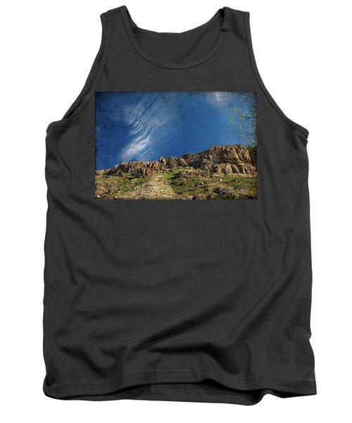 Tuscon Clouds Tank Top