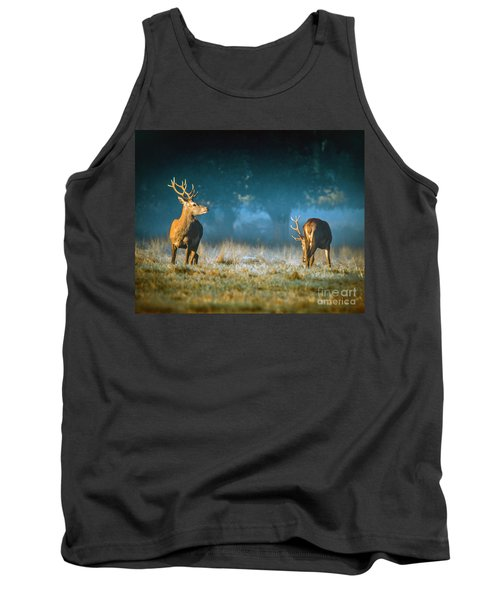 Two Stags Tank Top