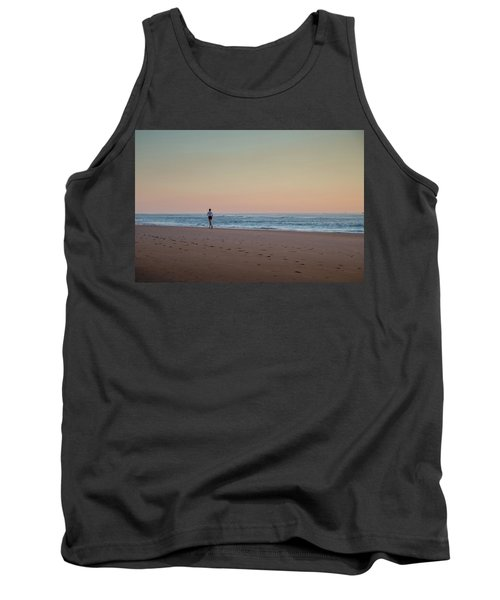 Up And Running Tank Top