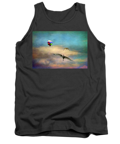 Up Up And Away Tank Top